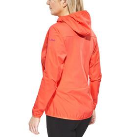 Salewa Pedroc Hybrid 2 - Veste Femme - Jacket Women orange/rouge